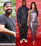 Drake has reportedly been 'sliding into Kim Kardashian's DMs' following her split from Kanye West