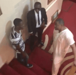 Femi Fani-Kayode releases statement denying claims of threatening to attack his former PA with a hammer (video)