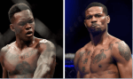 UFC star, Israel Adesanya under fire for 'rape' comment he made towards another fighter