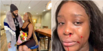 Baby mama of Liberian celebrity Chef calls him out for allegedly assaulting her