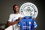 Kelechi Iheanacho signs new four year contract at Leicester City worth £100,000 (N52.6m) per week (photos)