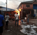 Gas explosion leaves many injured in Lagos