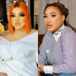 """""""Tonto you unfollowed me and I blocked you"""" Bobrisky confirms he and Tonto have unfollowed each other on IG but promises not to expose what happened between them"""