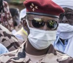 Idriss Deby's son named Chad president after his father was slain