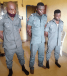 Three police officers dismissed from service for extortion in Ogun (photo)