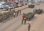 Nigerian Military Allays Fears over Uncertainty in Chad