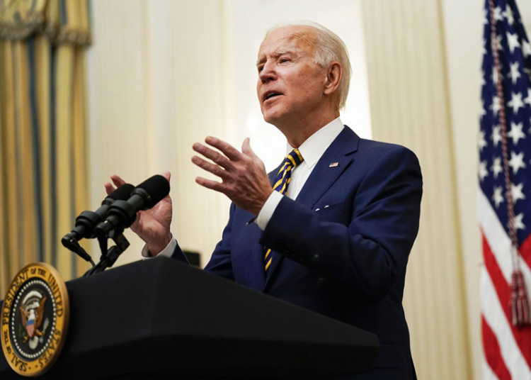Biden: St. George Floyd Murder finding large leap forward however we are able to Do a lot more