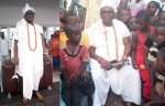 Cheers as Osun town get king after 8 years