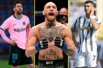 UFC star, Conor McGregor beats Lionel Messi and Cristiano Ronaldo to be named world's highest-paid athlete