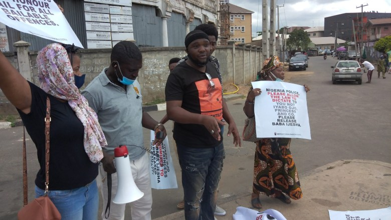 We will keep Baba Ijesha till court workers resume from strike