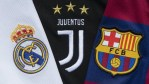 UEFA open disciplinary investigation against Real Madrid, Barcelona and Juventus