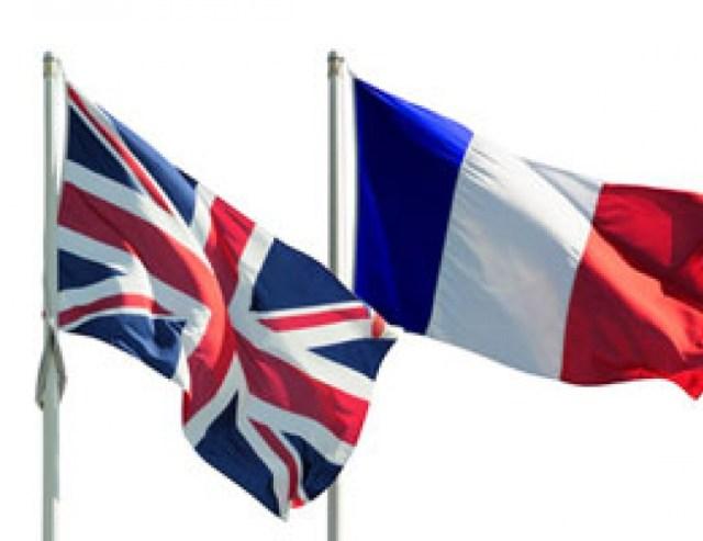 Image result for france england flag