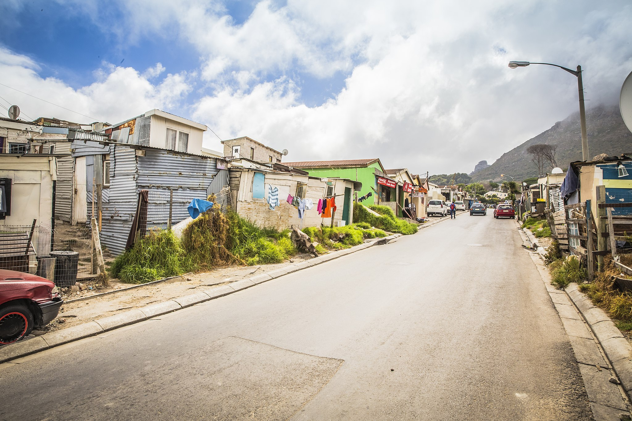 South Africa S Inequality Problem Needs New Thinking