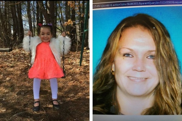 UPDATE: AMBER Alert lifted for 3-year-old girl issued out of