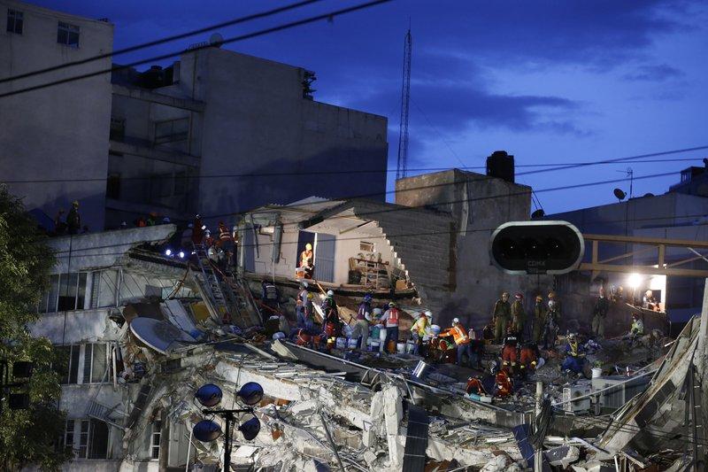 Mexico City 2nd earthquake_635613
