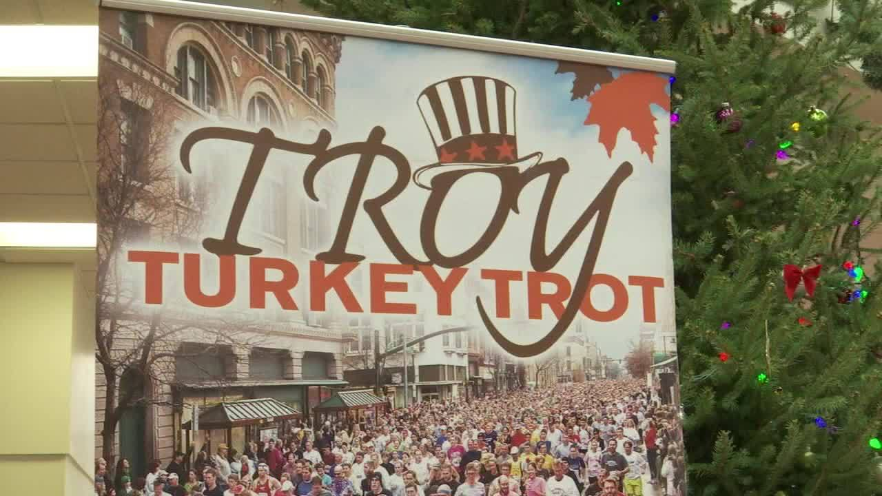 Troy Turkey Trot wrap up conference