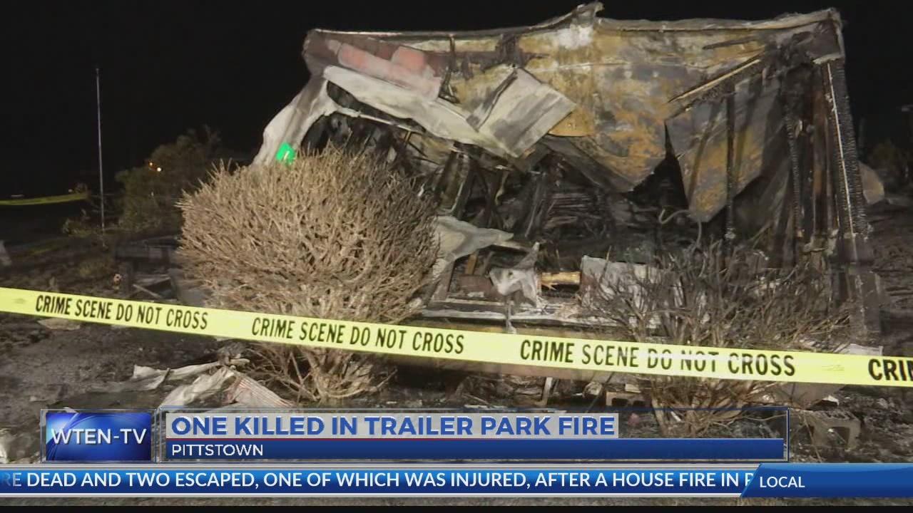 Fatal Pittstown Fire