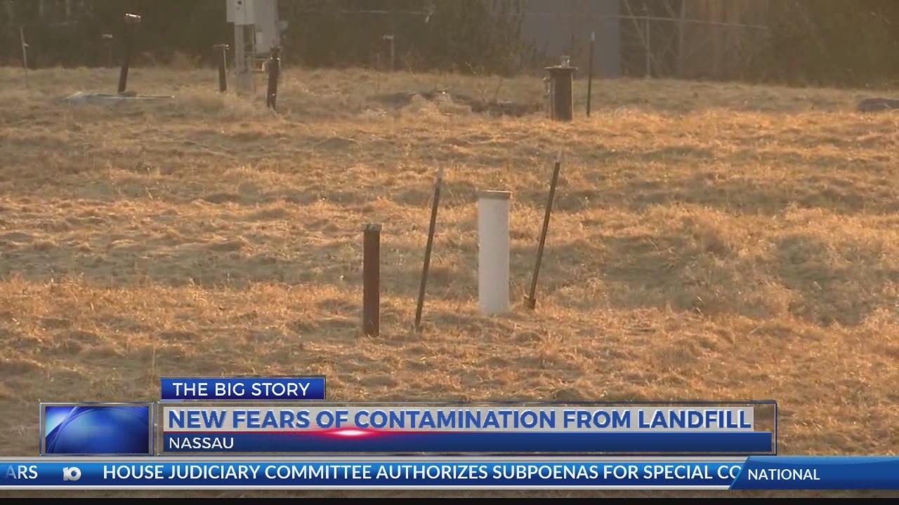 New fears of contamination from Dewey Loeffel Landfill