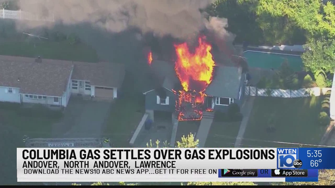 Columbia Gas settles over gas explosions