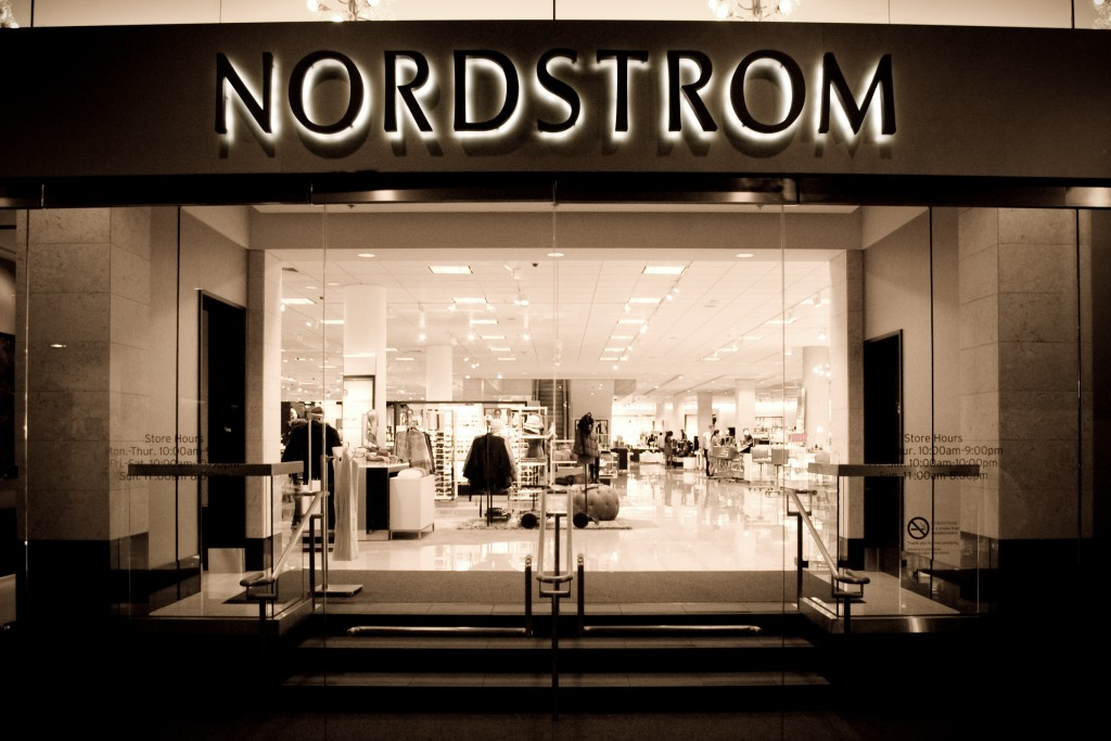 Job postings for Nordstroms Vancouver location go up next