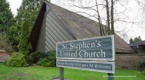 St Stephen's United Church