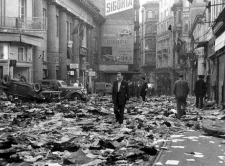 6.9.1955:60 χρόνια από τα Σεπτεμβριανά. 'Σήμερα το βιό σας, αύριο τη ζωή  σας' - Weekend Edition | News 24/7