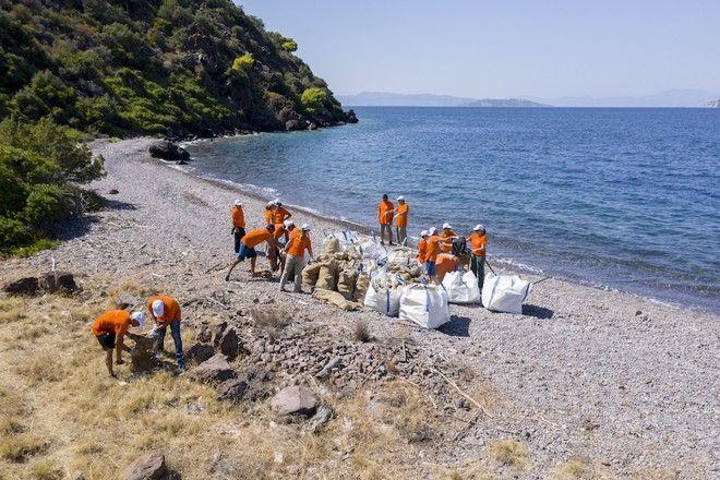 Ένα Αρχιπέλαγος Χωρίς Πλαστικά