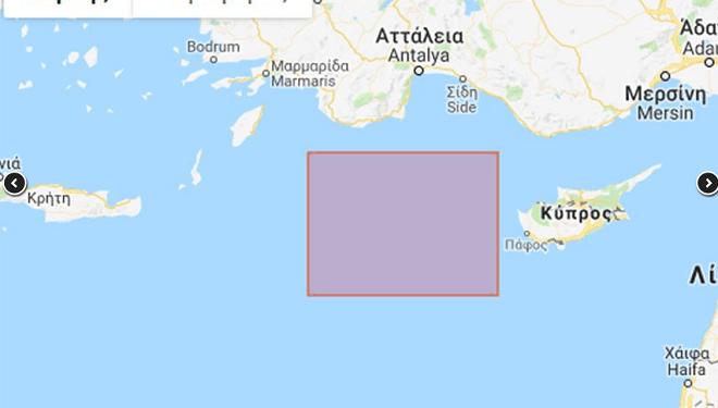 Παιχνίδια Τούρκων με το Barbaros: Το μετακινούν μεταξύ Κύπρου και Ρόδου