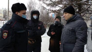 Фото: Telegram-канал штаба Навального в Архангельске