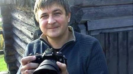 На снимке: Павел Кононов (фото с личной странички ВК)