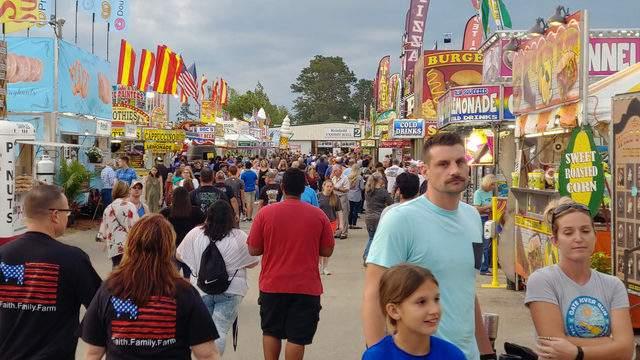 Clay County Agricultural Fair canceled over coronavirus concerns