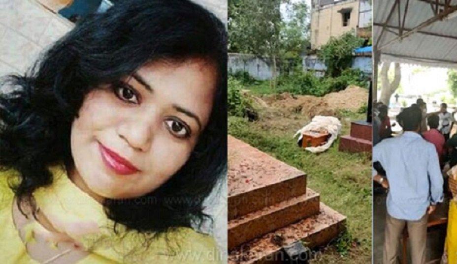 Ranipet Nurse Died by Corona
