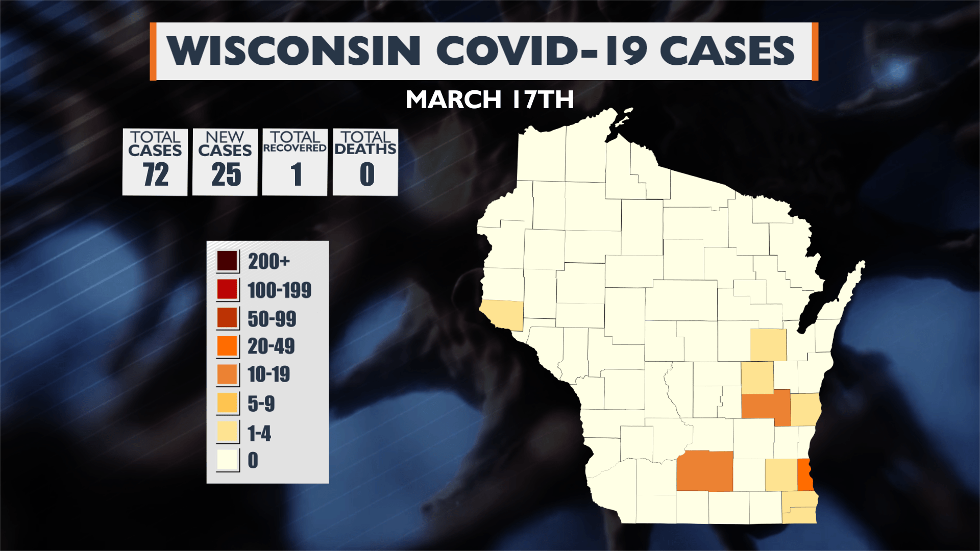 WATCH LIVE: Governor Evers, Wisconsin DHS brief media on COVID-19,