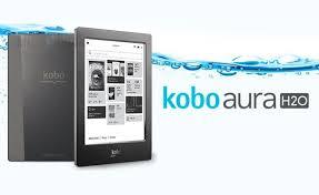 Kobo Aura H2O Gadget