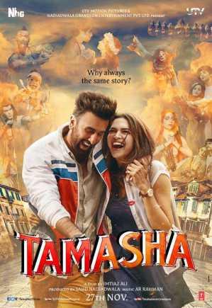 'Tamasha' review: Ranbir and Deepika stun in Imtiaz Ali's audacious love story.