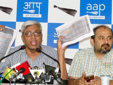 AAP plans to visit DU today