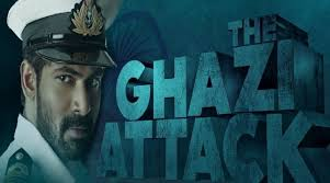 The Ghazi Attack movie review: A spectacular Indian war film.