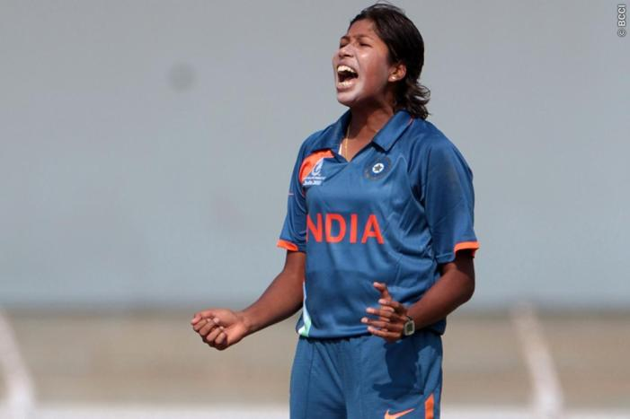 Jhulan Goswami – leading wicket taker in Women's ODIs