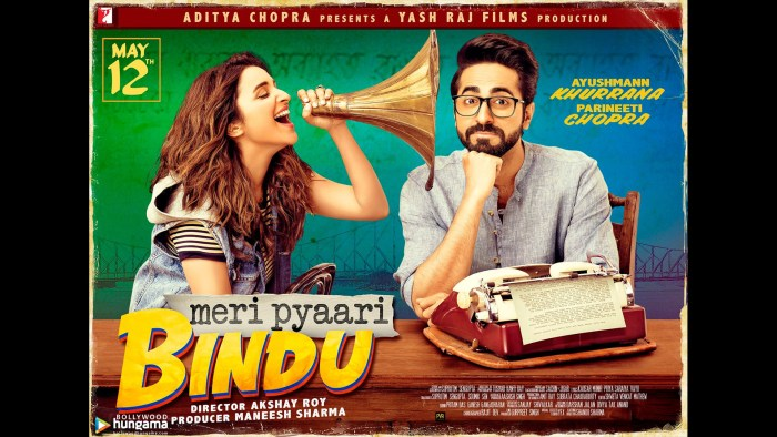 Meri Pyaari Bindu Movie Review