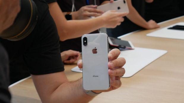 Hands on with Apple's iPhone X, iPhone 8 and Watch Series 3
