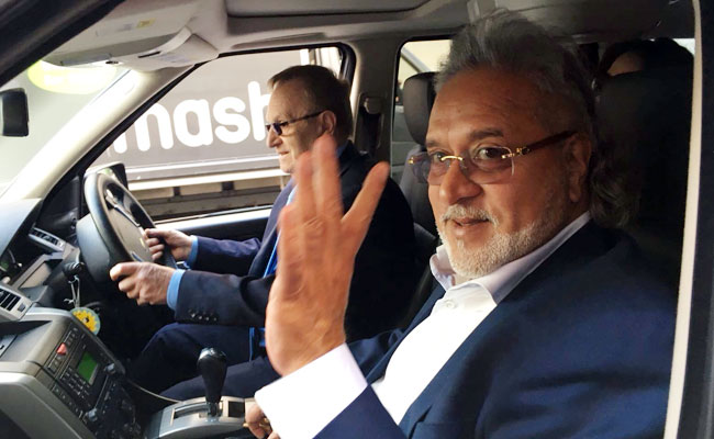 Vijay Mallya Arrested In UK In Money Laundering Case, Gets Bail