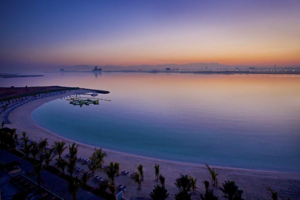 Al Marjan Beach RAK