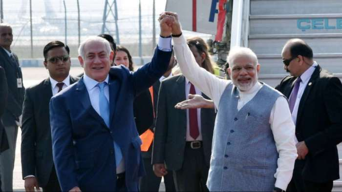 Israeli PM Netanyahu briefs Modi on Iran's 'nuclear breaches'