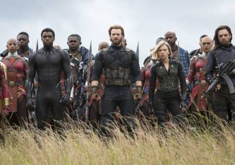 'Avengers: Infinity War' crosses $2 billion in box office