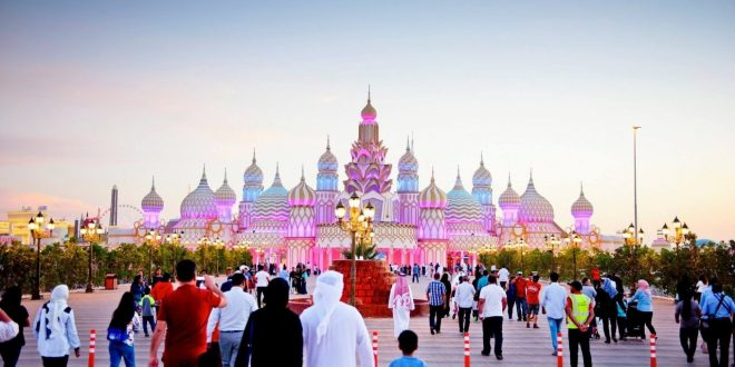 Global Village becomes world's first entertainment destination