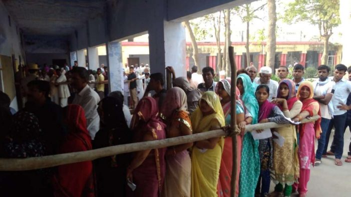 Lok Sabha polls live updates: Voting in 1st phase draws to an end