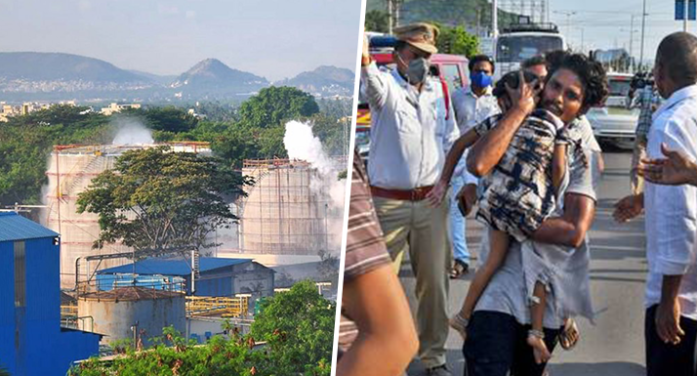 10 dead, hundreds in hospital after gas leak at India chemical plant