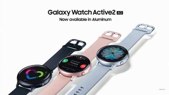 Samsung unveils first 'Make in India' smartwatch Galaxy Watch Active2 4G