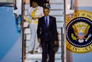 Barack-Obama-jamaica-Yvette-Clarke