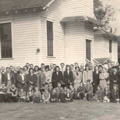 Church celebrates 100 years of God's blessings